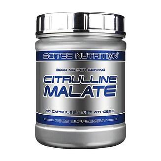 ЦитрулинScitec NutritionCitrulline Malate90 caps Scitec Nutrition