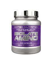 АминокислотыScitec NutritionIsolate Amino500 caps Scitec Nutrition