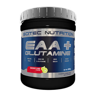 АминокислотыScitec NutritionEAA + glutamine300 g Scitec Nutrition