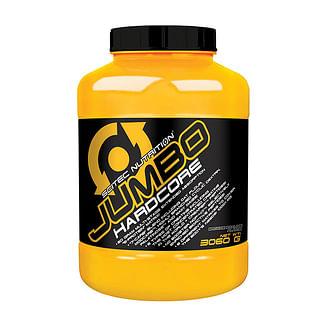 ГейнерыScitec NutritionJumbo Hardcore3,06 kg Scitec Nutrition