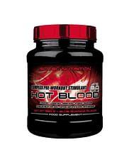 Предтренировочники, NOScitec NutritionHot Blood 3.0820 g Scitec Nutrition