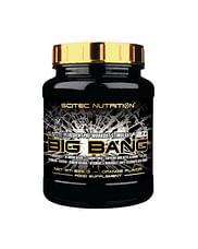 Предтренировочники, NOScitec NutritionBIG BANG 3.0825 g Scitec Nutrition
