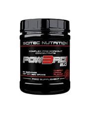 Предтренировочники, NOScitec NutritionPow3rd! 2.025 x 7 Scitec Nutrition