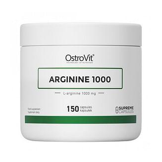 Аргинин OstroVitArginine 1000150 caps OstroVit