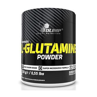 OLIMPL-Glutamine 250 g Olimp