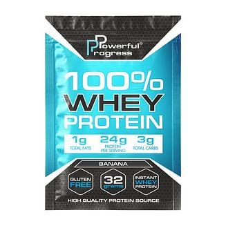 ПротеиныPowerful Progress100% Whey Protein 32 g Powerful Progress