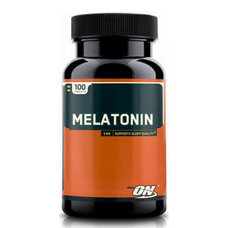 Мелатонин Optimum NutritionMelatonin 100 tabs Optimum Nutrition