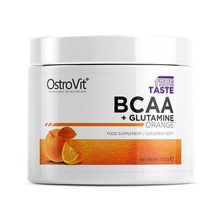 BCAAOstroVitBCAA + Glutamine200 g OstroVit