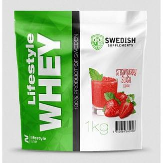 Протеин Swedish Supplements Whey 1000 гр Swedish Supplements