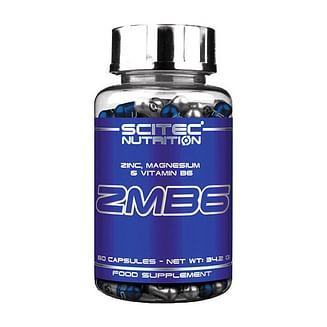Витамины и минералыScitec NutritionZMB6 60 caps Scitec Nutrition