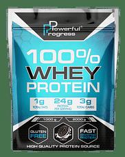 Протеин Powerful Progress 100% Whey protein Instant 2000 гр Powerful Progress
