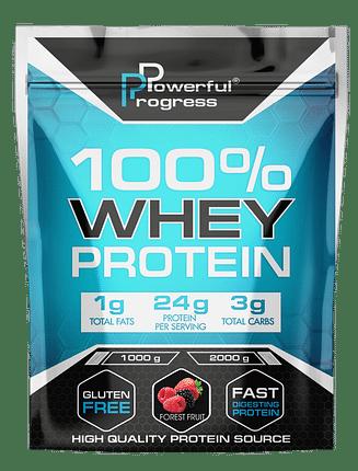 Протеин Powerful Progress 100% Whey protein Instant 1000 гр Powerful Progress