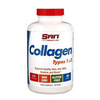 Коллаген SANCollagen Types 1&3180 tabs SAN