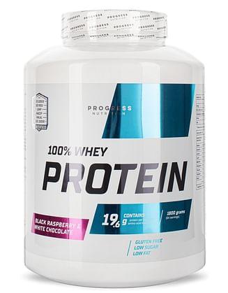 Протеин Progress Nutrition Whey Protein 1800гр Progress Nutrition