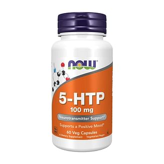 NOW5-HTP 100 mg60 vcaps NOW