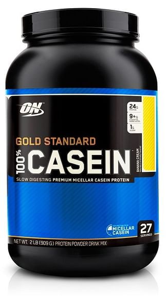 Протеин Optimum Nutrition 100% Casein Protein 908 г Optimum Nutrition