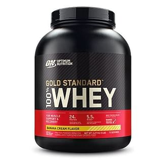Протеин Optimum Nutrition 100% Whey protein Gold Standart 2270 гр Optimum Nutrition