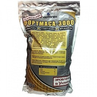Гейнер Fortogen Nutrition Mass 4000гр Fortogen Nutritio