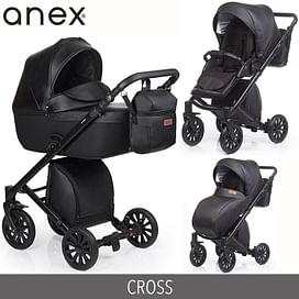 Коляска 3 в 1 Anex Cross1358967 Anex