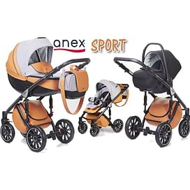 Коляска 3 в 1 Anex Sport1358988 Anex