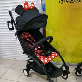Коляска Baby Time LY-008 Plus4596168 Baby Time