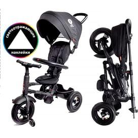 Детский складной велосипед QPlay RITO QA6R (надувные колеса)4976542