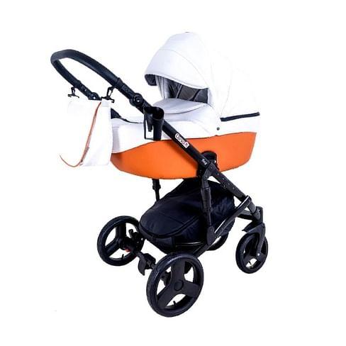 Ray Corsa Ecco 2 в 1 (23/белая кожа/оранжевая кожа)5144249 Ray