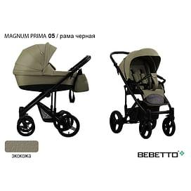 КОЛЯСКА 2 В 1 цвет 05 Bebetto MAGNUM PRIMA