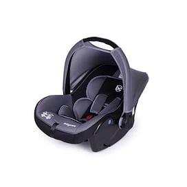 Детское автокресло Baby Care Lora гр 0+, 0-13кг, (0-1,5 лет) Черный/Серый (Black/Grey)5178263