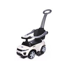 Babycare каталка детская Sport car (резиновые колеса) Белый (White)5182732