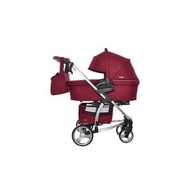 Детская коляска 2 в 1 Carrello Vista CRL-6501 (Ruby red)5187007 CARRELLO