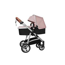 Детская коляска Baby Tilly T-165 Futuro Coral Pink5187031 CARRELLO