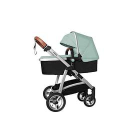 Детская коляска Baby Tilly T-165 Futuro Forest Green5187046 CARRELLO