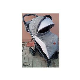 Детская прогулочная коляска Adbor Gato Grey5193563 Adbor