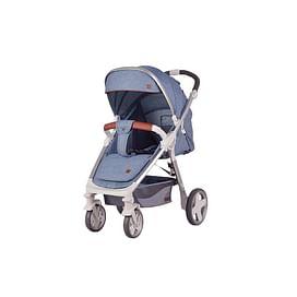 Детская прогулочная коляска Infinity Teddy (Jeans Blue)5193667 Infinity
