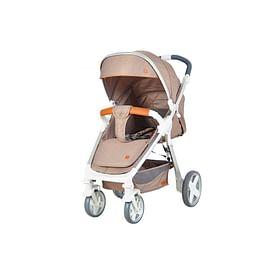 Детская прогулочная коляска Infinity Teddy (Jeans Coffee)5193670 Infinity