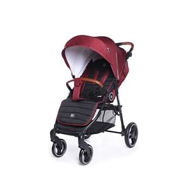 Детская прогулочная коляска Baby Care Away (Красный (Red))5193834 Baby Care