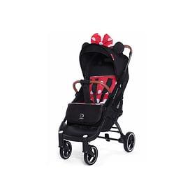 Детская прогулочная коляска Jetem Yoya Grand (Красная точка / черная рама (Red Dot/black frame) )5193840 Jetem