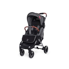 Детская прогулочная коляска Jetem Yoya Grand (Серый / серебристая рама (Grey/ silver frame))5193841 Jetem