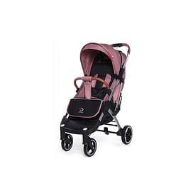 Детская прогулочная коляска Jetem Yoya Grand (Дымчато-розовый / серебристая рама (Ginger/silver fram5193843 Jetem