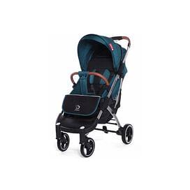 Детская прогулочная коляска Jetem Yoya Grand (Изумрудный / серебристая рама (Jusper/silver frame))5193845 Jetem