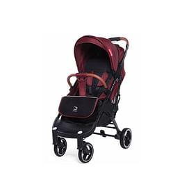Детская прогулочная коляска Jetem Yoya Grand (Бордо / черная рама (Bordeaux/ black frame))5193850 Jetem