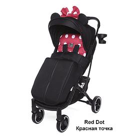 Прогулочная коляска Jetem Lavida (черный/красный)
