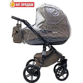 Дождевик универсальный для модульных колясок