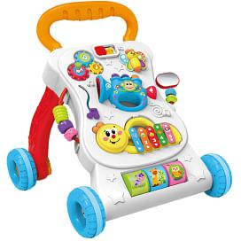 Детский развивающий игровой центр-ходилки Elefantino IT106348