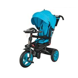 Велосипед трехколесный цвет голубой Super Formula SFA3B