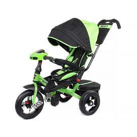 Велосипед трехколесный цвет зелёный Super Formula SFA3G/2020