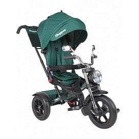 Велосипед трехколесный цвет зелёный CHOPPER CH1G