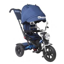 Велосипед трехколесный цвет синий CHOPPER CH1G