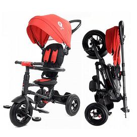 Велосипед трехколесный цвет красный Q-PLAY Rito QA6R